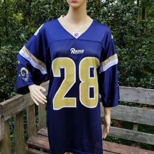 GUC NFL St. Louis Rams Jersey - Size 2X